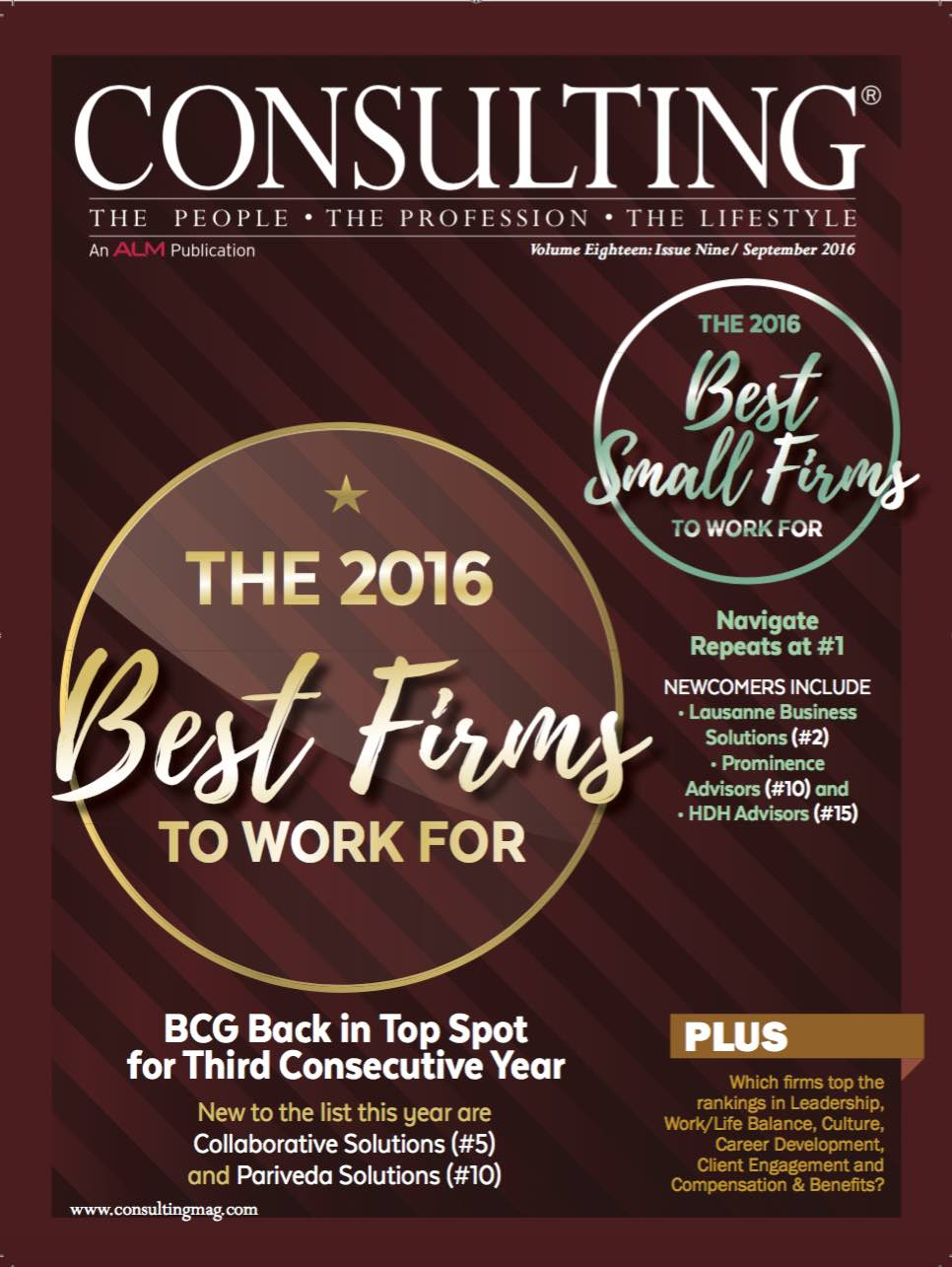 September 2016 Issue