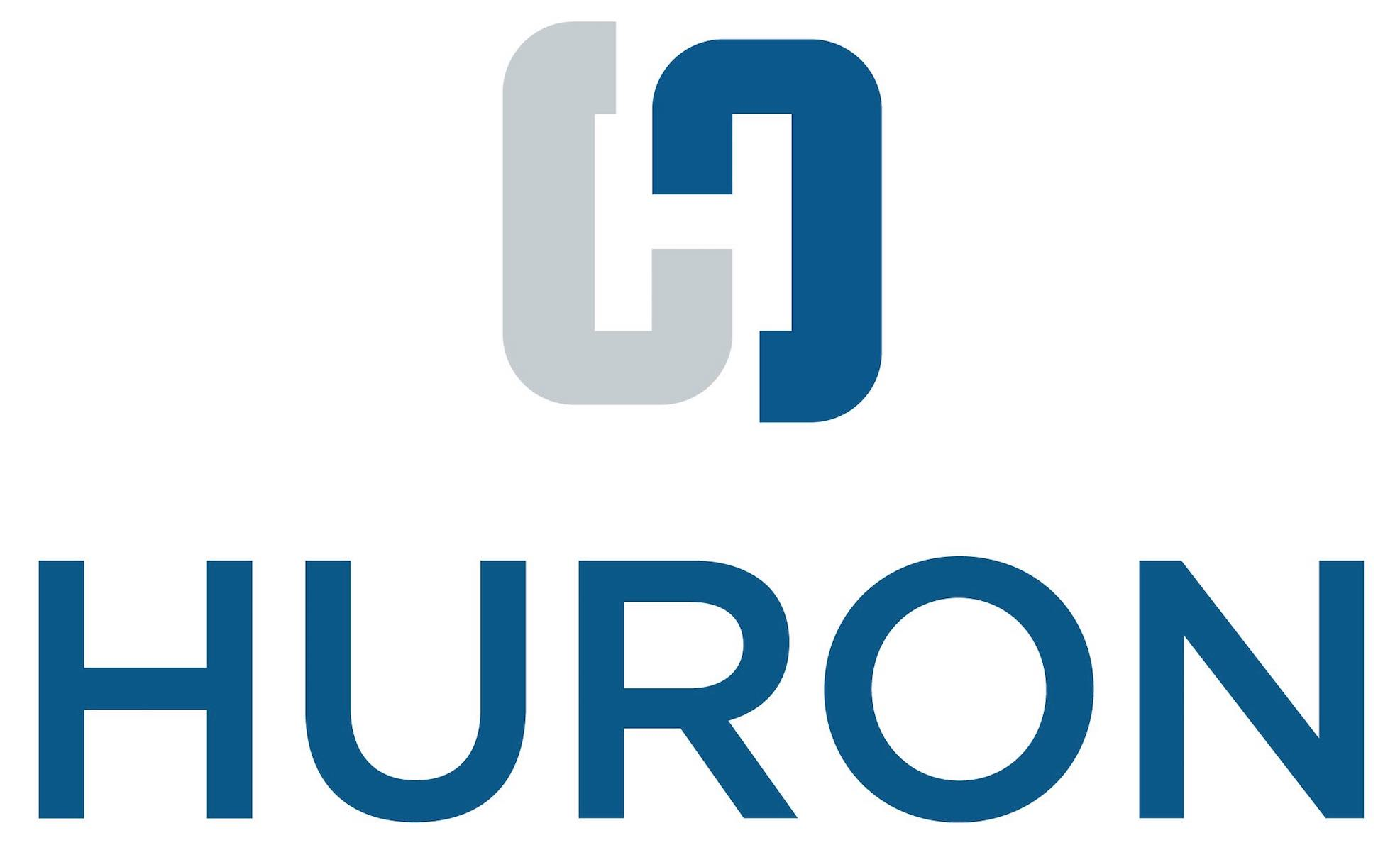Huron Consulting Group rebrands as Huron, launches new site, logo