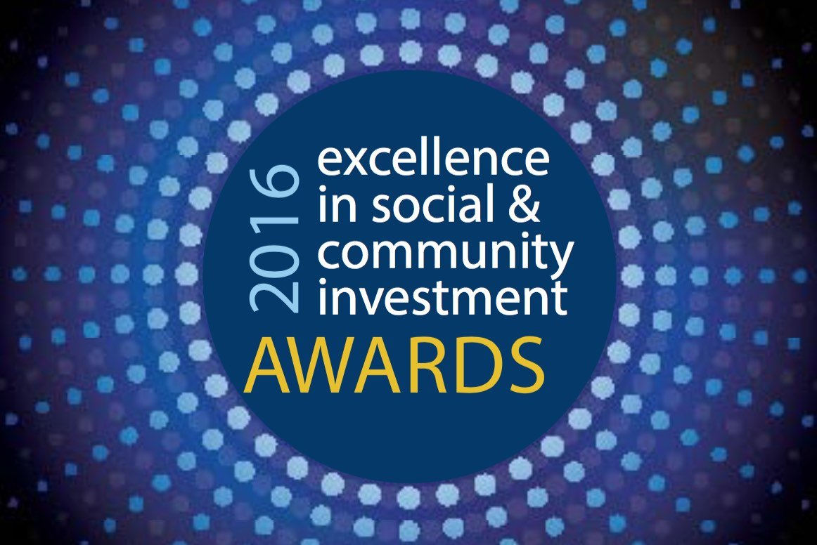 The 2016 Excellence in Social & Community Investment Awards