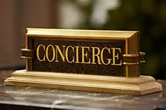 Are You a Consultant or a Concierge?