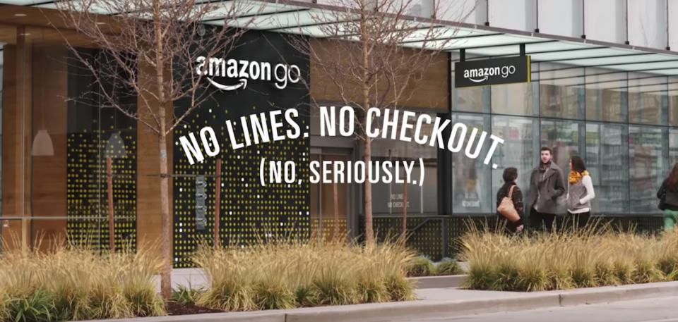 Amazon Wants to Disrupt Brick-and-Mortar Retail (Again)