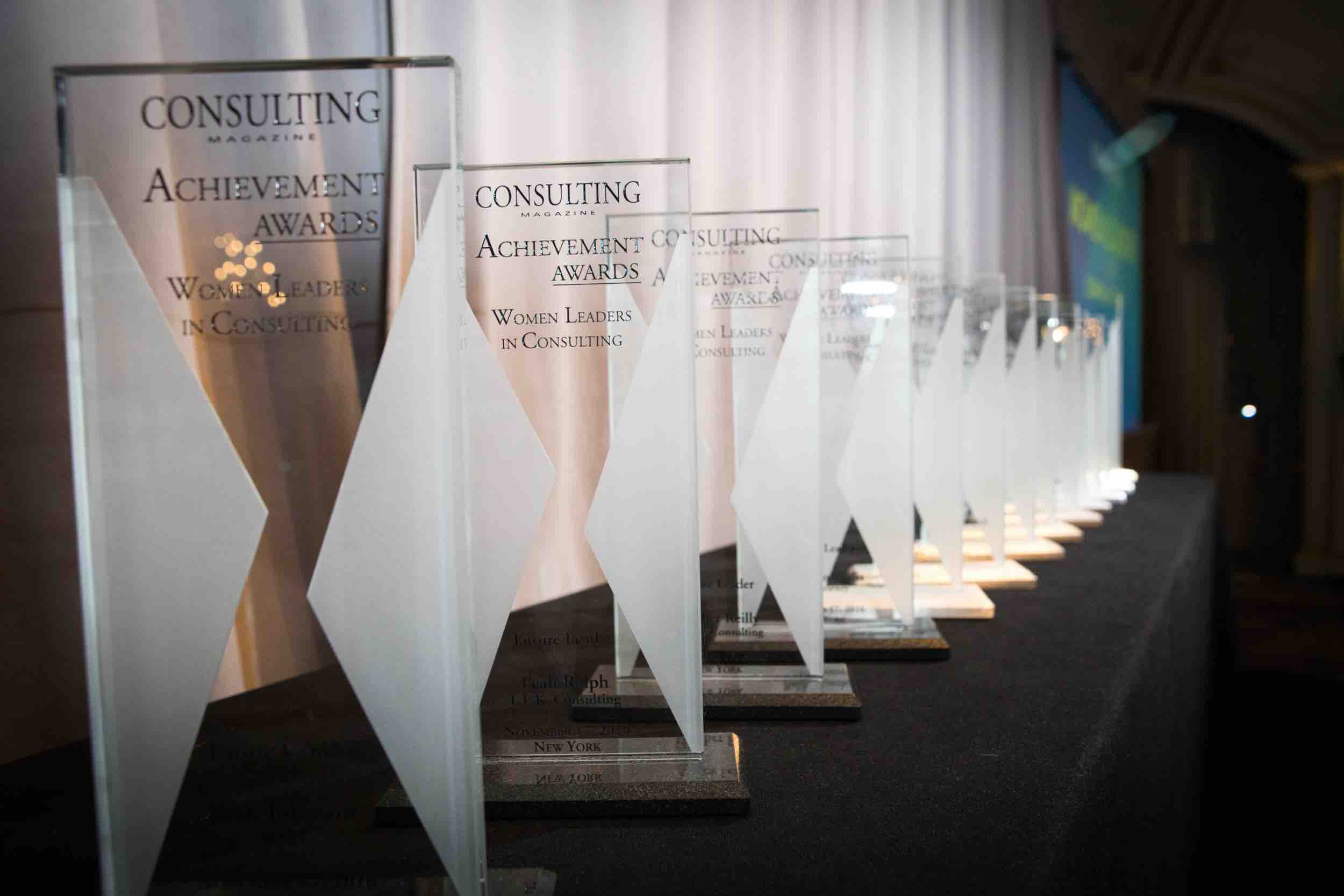 NEW DATES ANNOUNCED! Galas 2020—Deadlines and Details for All Consulting Magazine Events
