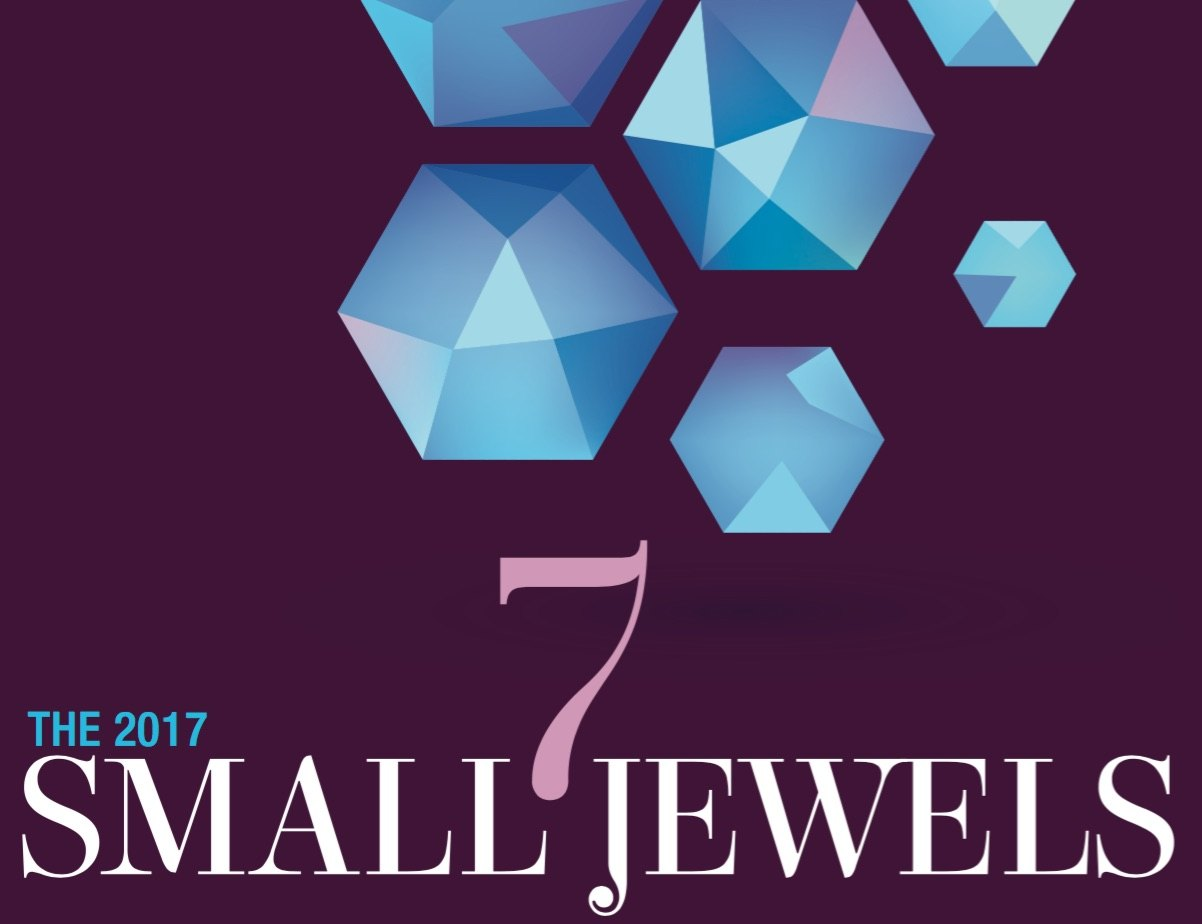 The 2017 Seven Small Jewels