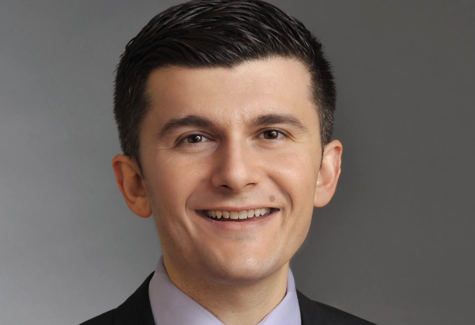 The 2017 Rising Stars of the Profession: Angelo Poulikakos