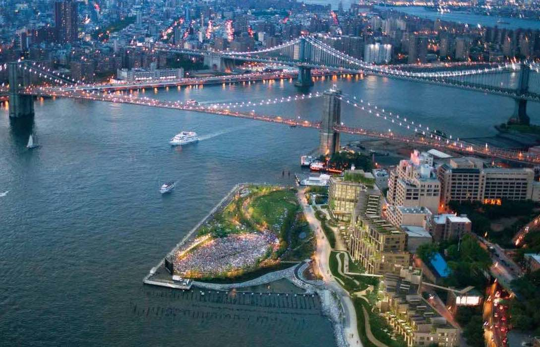 Sustainable Stay: 1 Hotel Brooklyn Bridge Opens