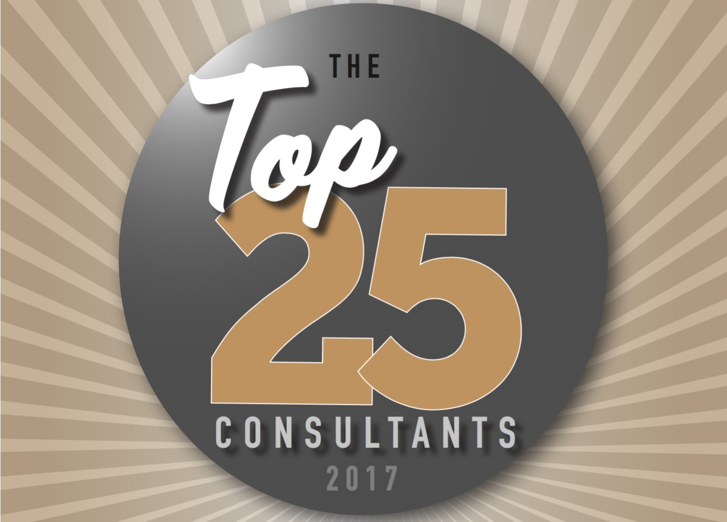 The 2017 Top 25 Consultants