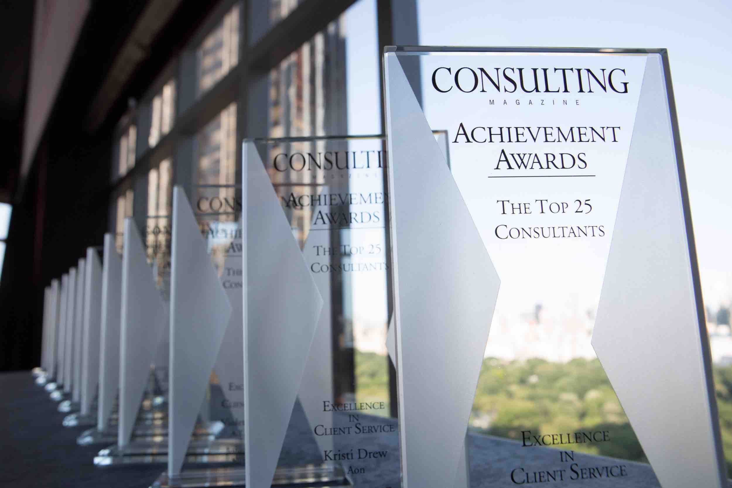 Photos: The 2017 Top 25 Consultants Gala