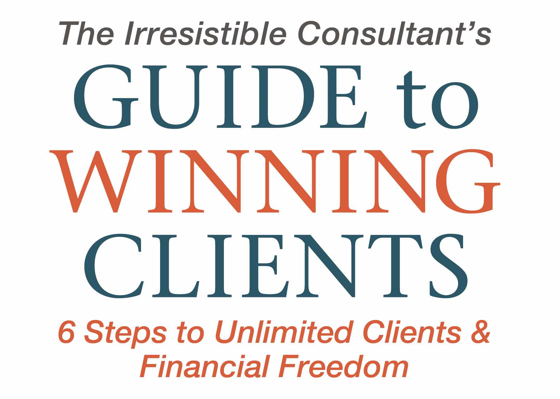 Excerpt: Becoming a Client's Obvious Choice