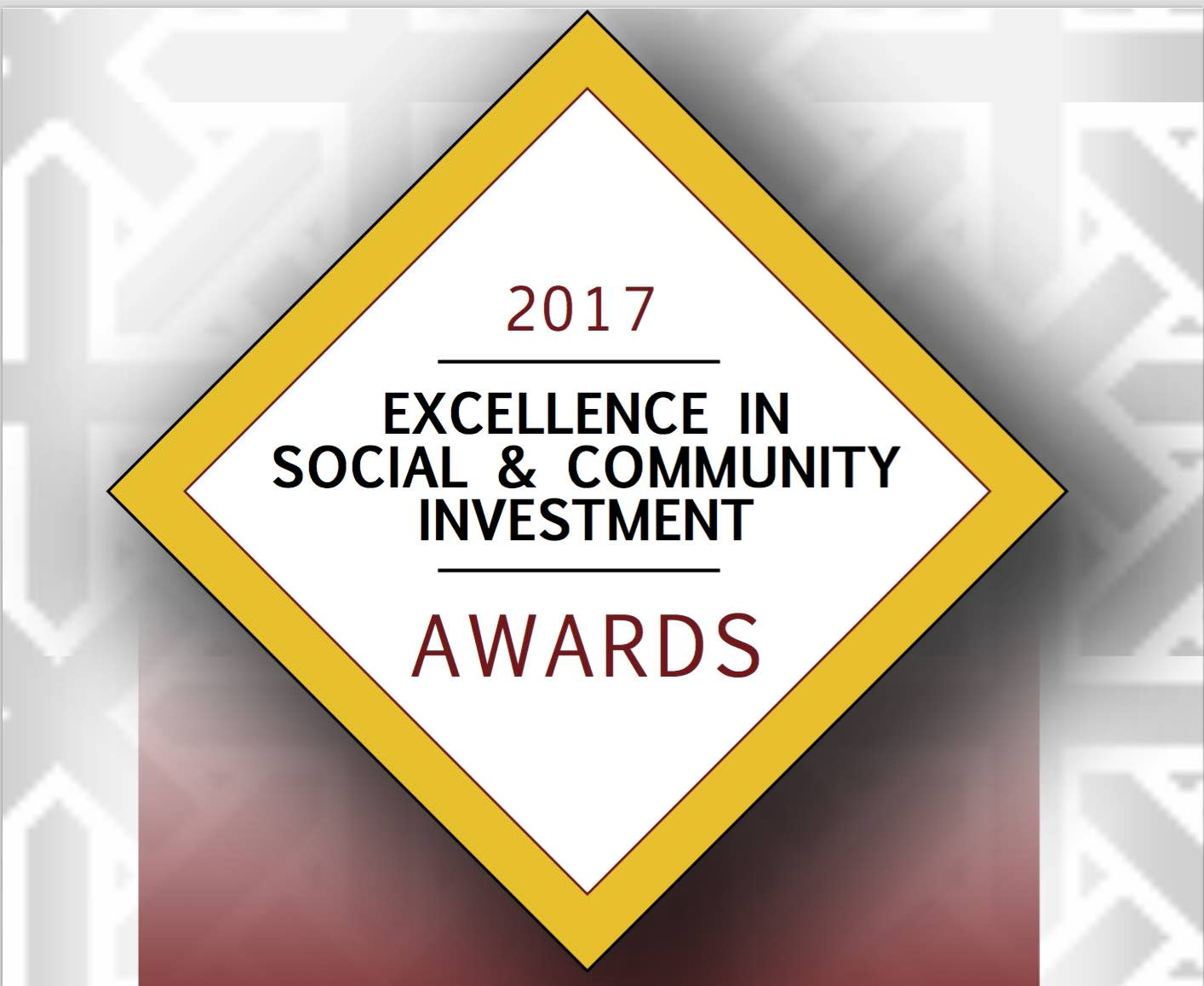 The 2017 Social & Community Investment Awards