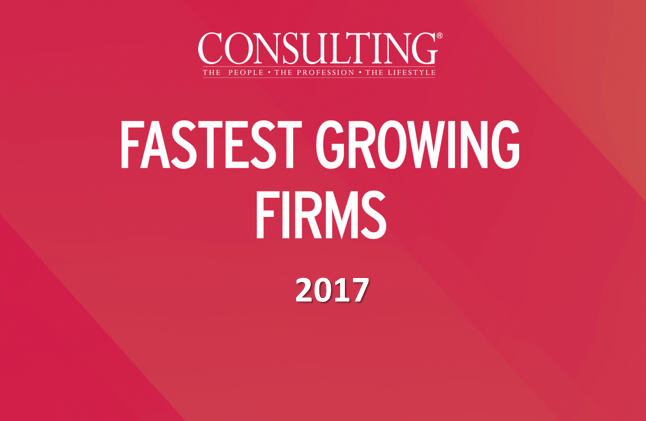 <a href=&quot;http://www.consultingmag.com/fastest-growing-firms/?year=2017&quot;>Consulting's Fastest Growing Firms 2017! See who made the list!</a>