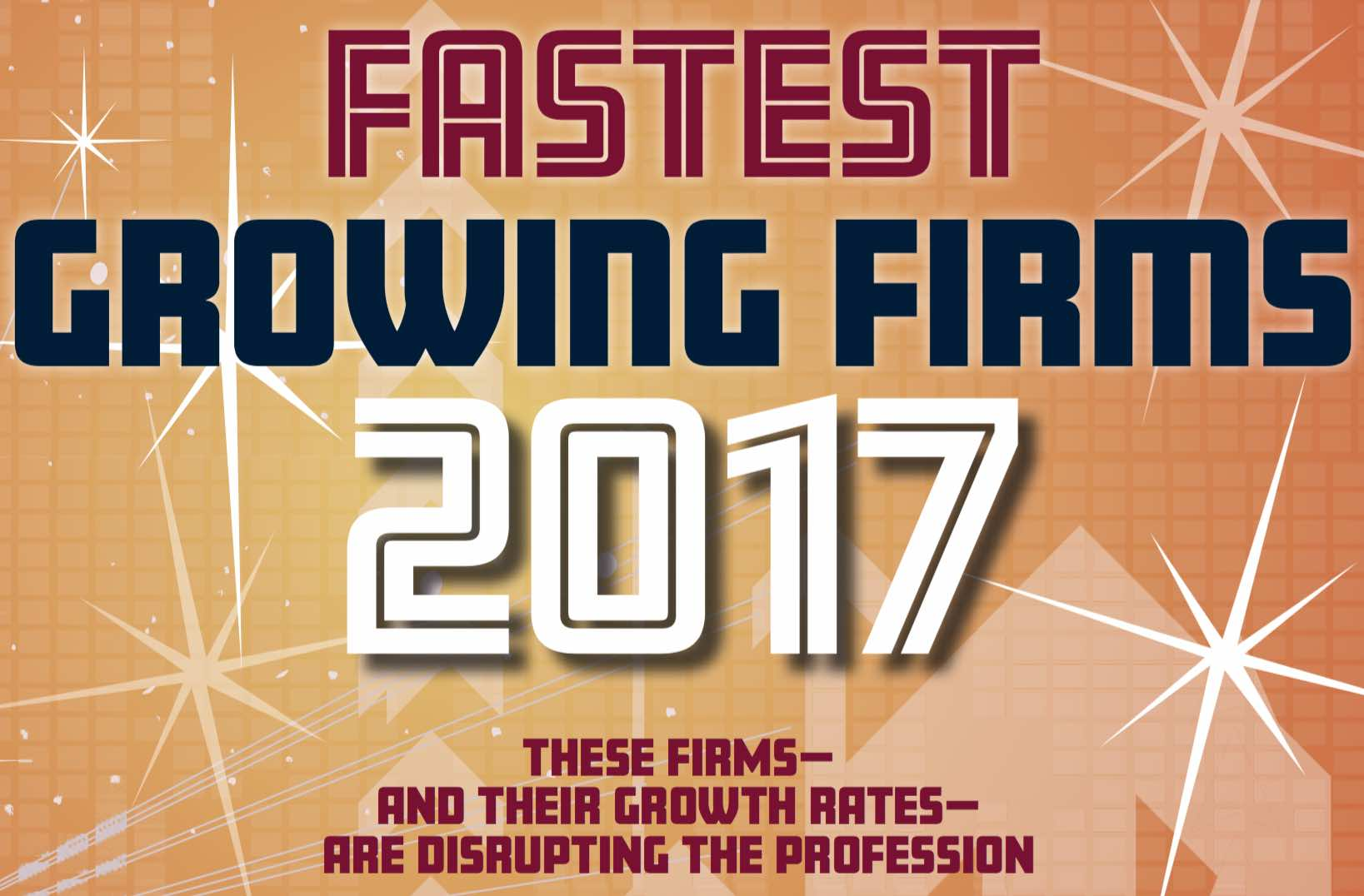 The 2017 Fastest Growing Firms