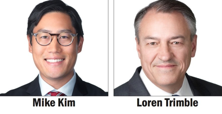 ALM Intelligence: Q&A with AArete's Loren Trimble and Mike Kim