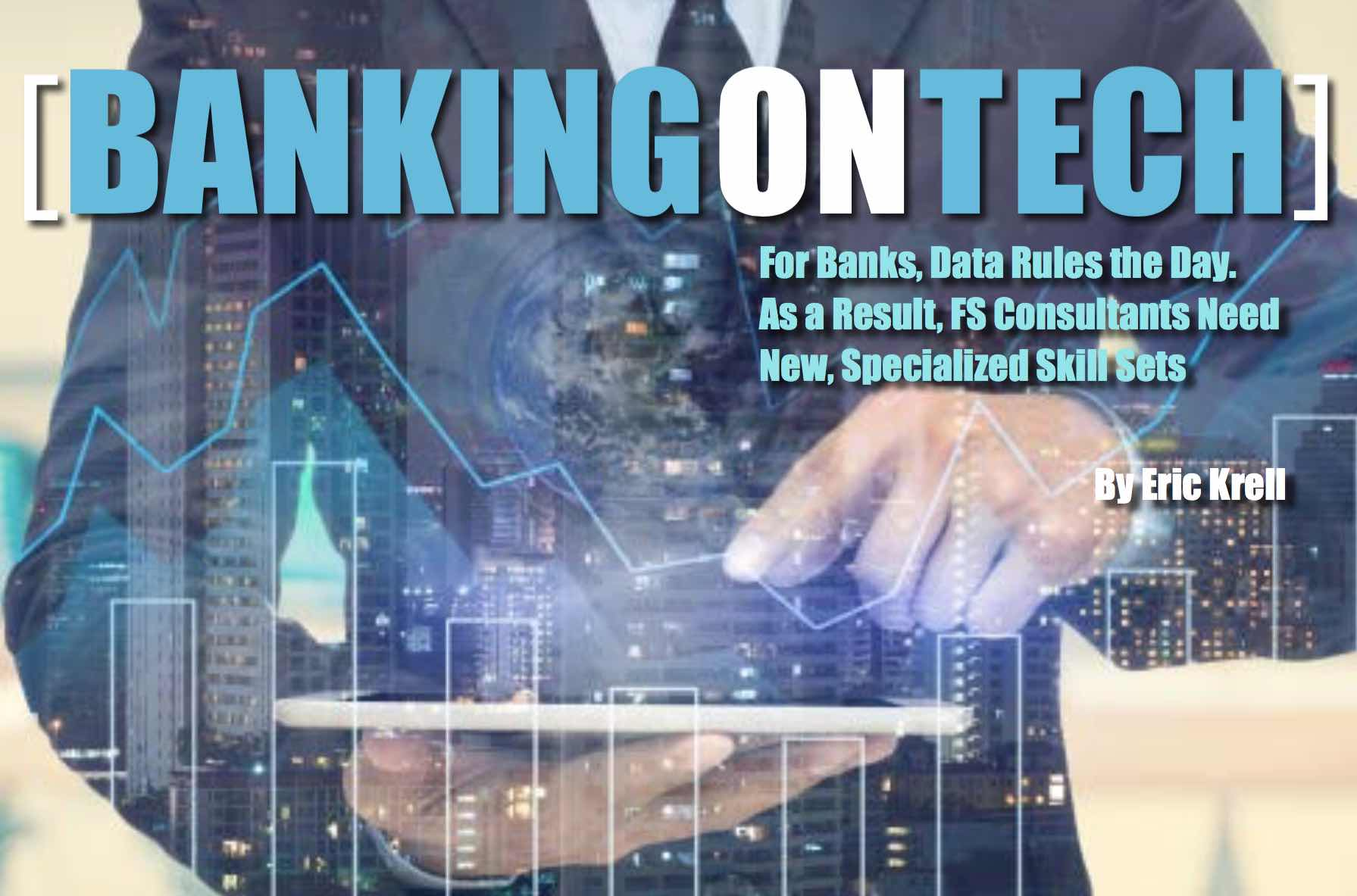 Banking on Tech