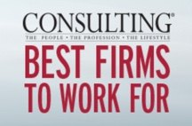 The Boston Consulting Group Ranks No. 1 on Consulting magazine's Best Firms to Work For List for 5th Year