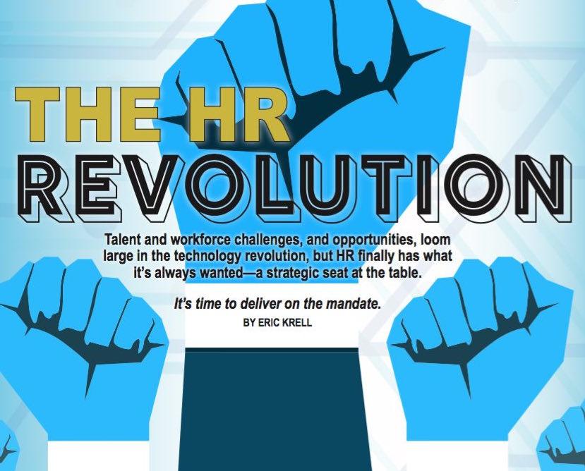 The HR Revolution