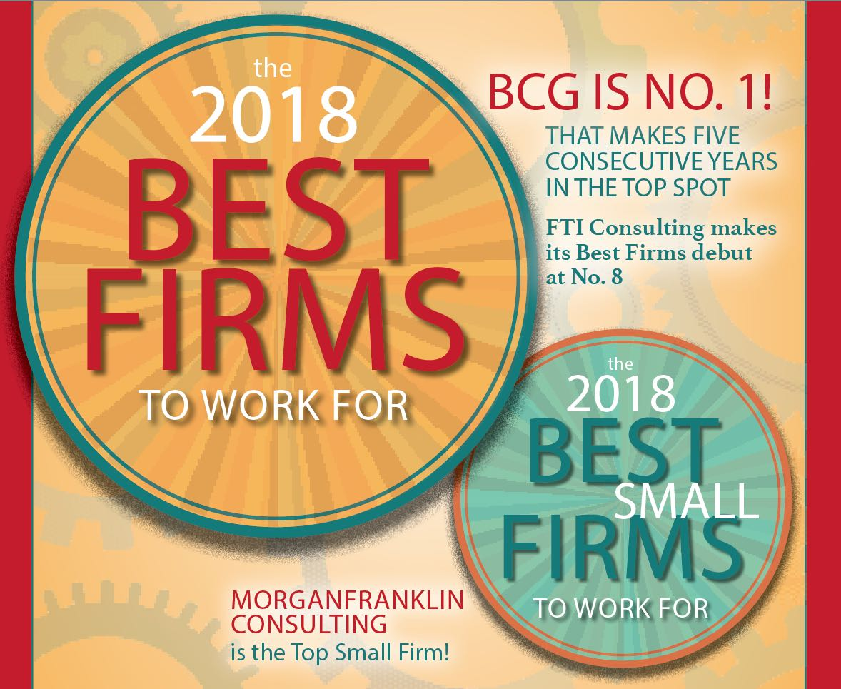 The 2018 Best Firms to Work For