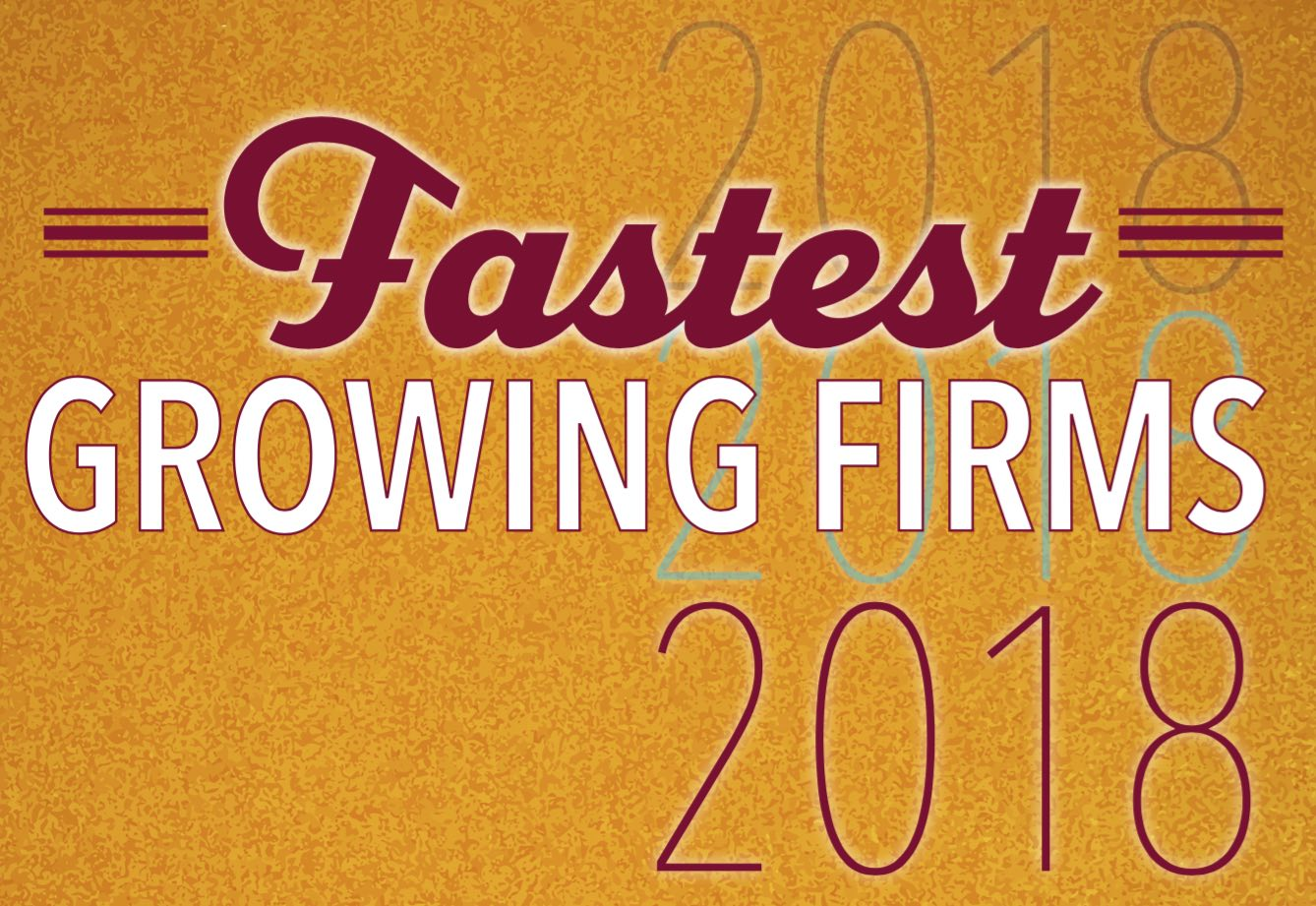 The 2018 Fastest Growing Firms