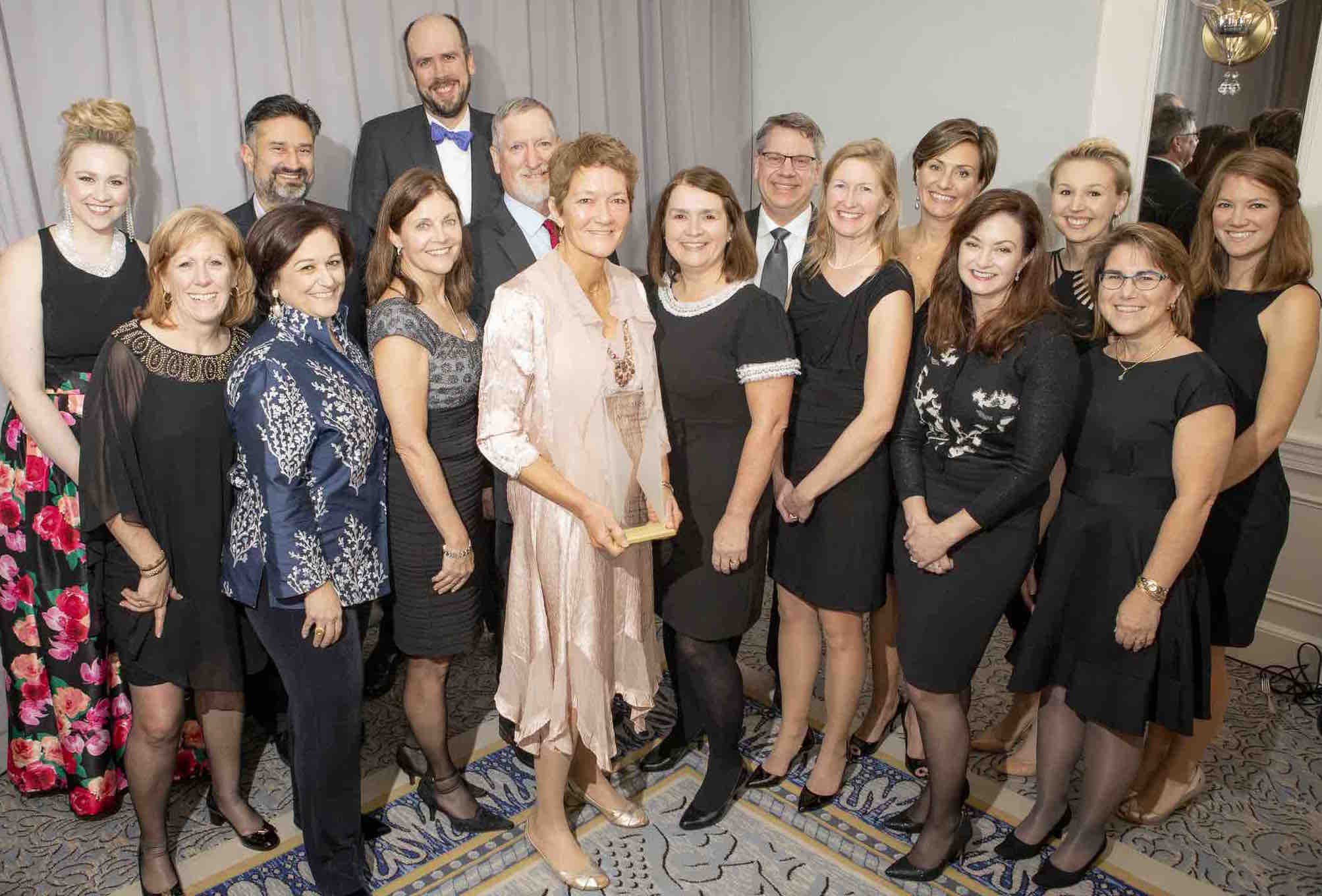 Photos: The 2018 Women Leaders in Consulting Gala