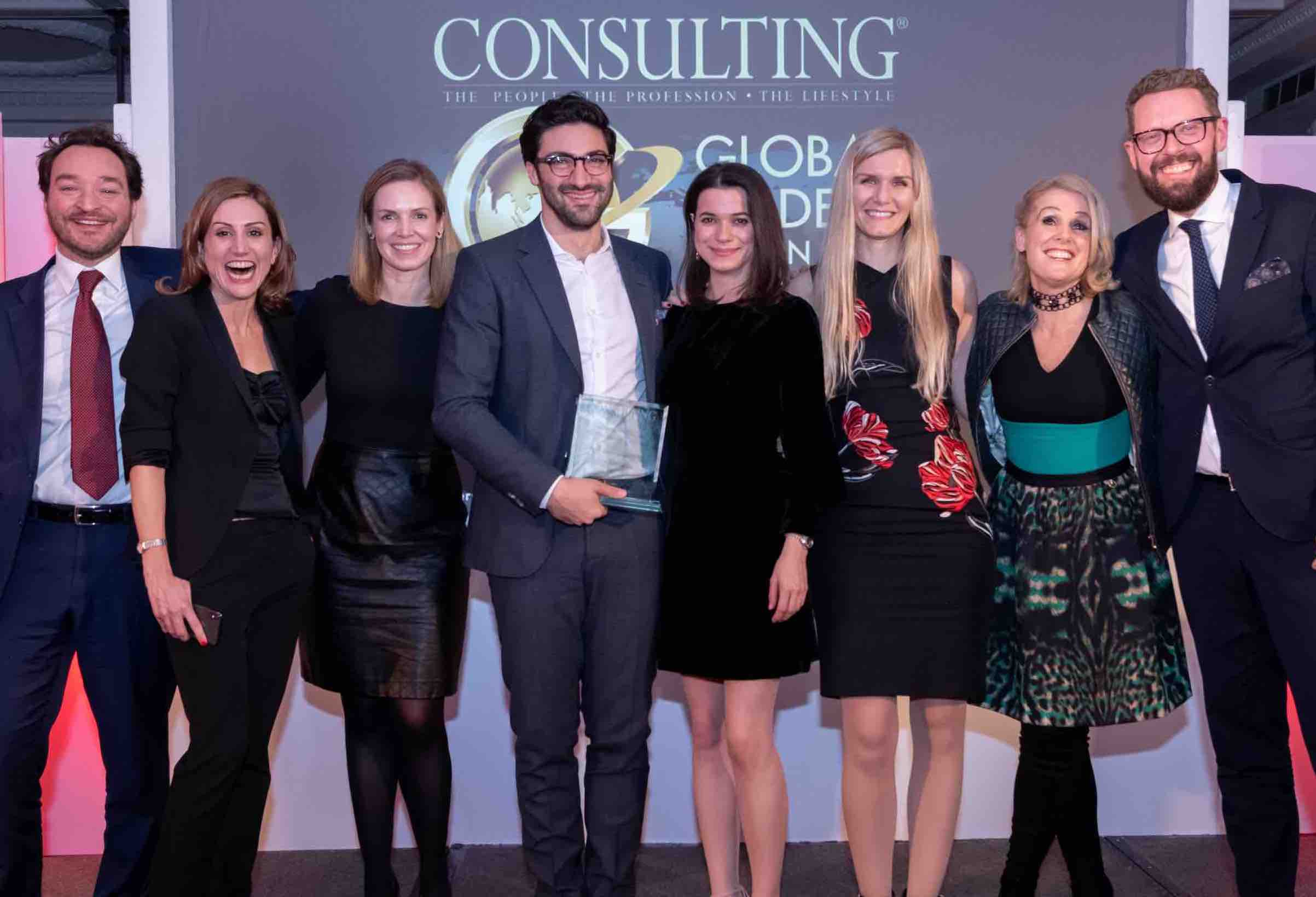 Photos: Global Leaders in Consulting Gala