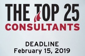 <a href=&quot;https://alm.co1.qualtrics.com/jfe/form/SV_77kZPST3go6Wb2d&quot;>Consulting's Top 25 Consultants 2019 Nominations are Open!</a>