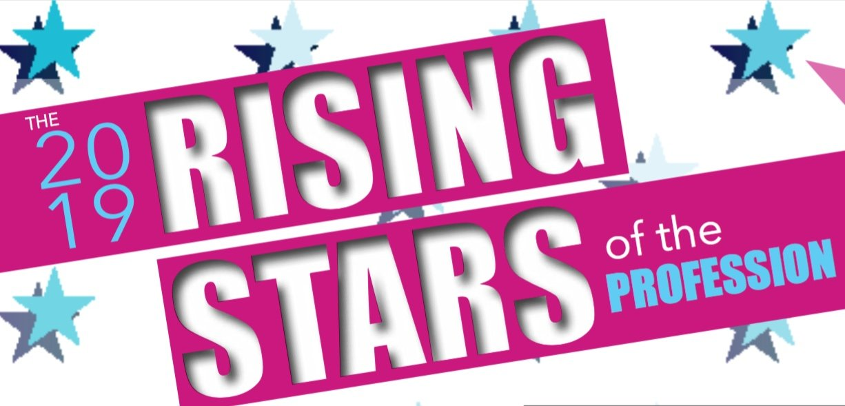 The 2019 Rising Stars of the Profession: 35 Under 35