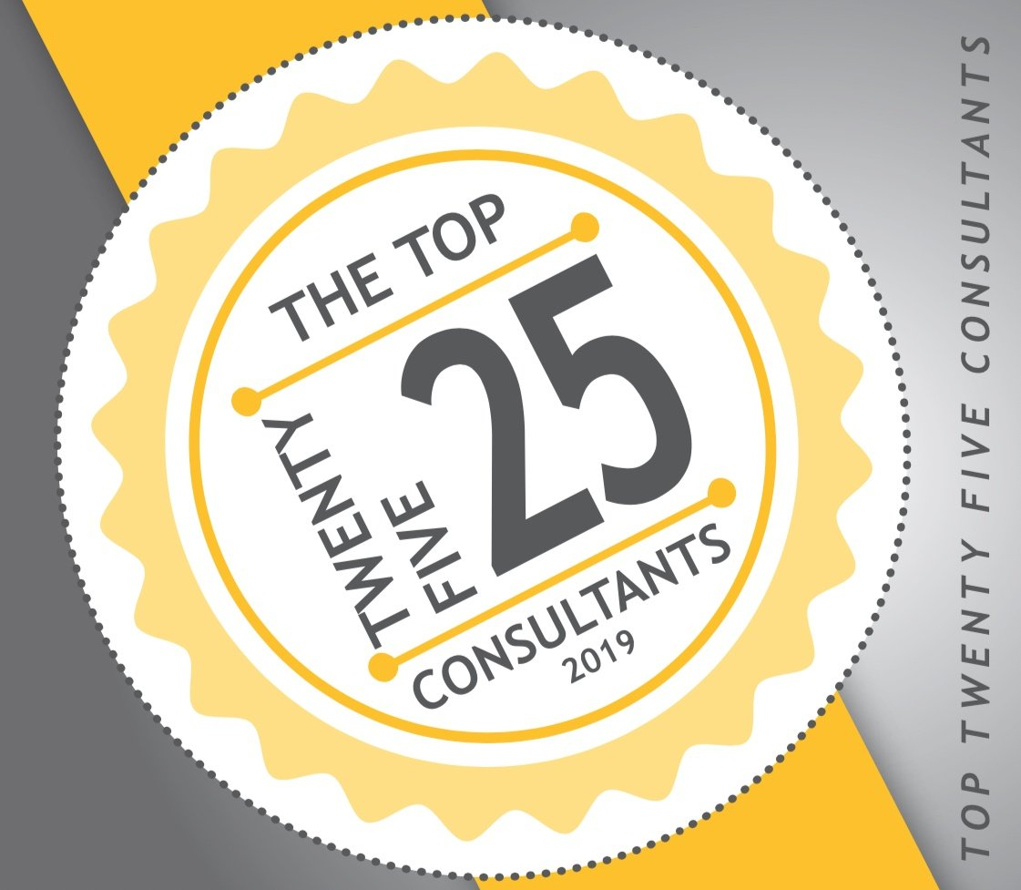 The 2019 Top 25 Consultants