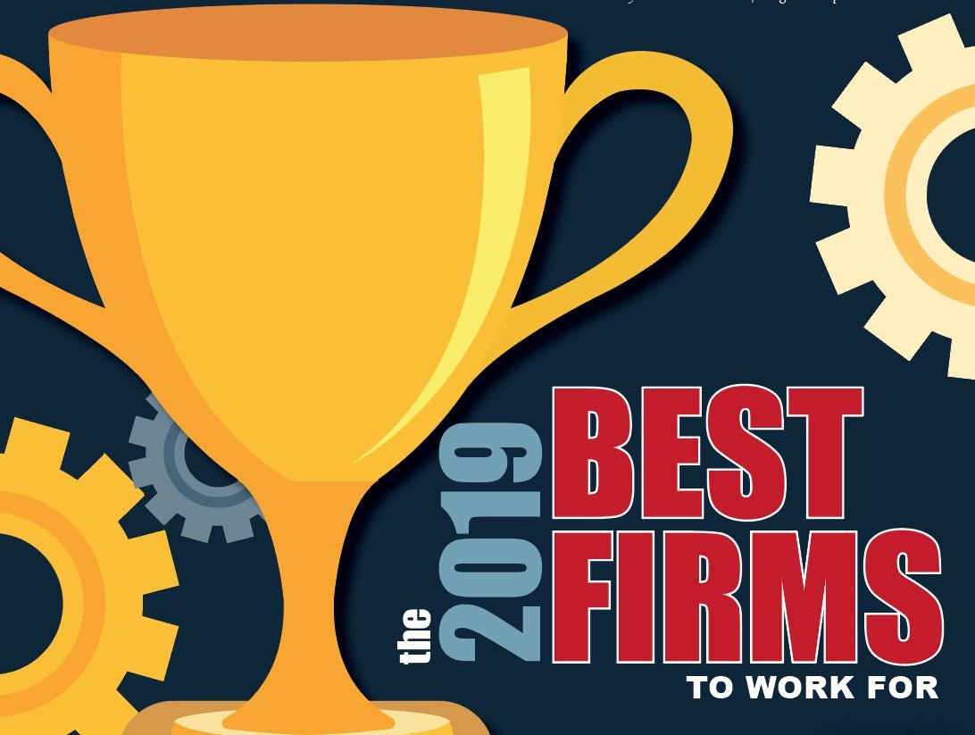 The 2019 Best Firms to Work For