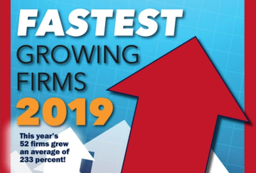 The 2019 Fastest Growing Firms