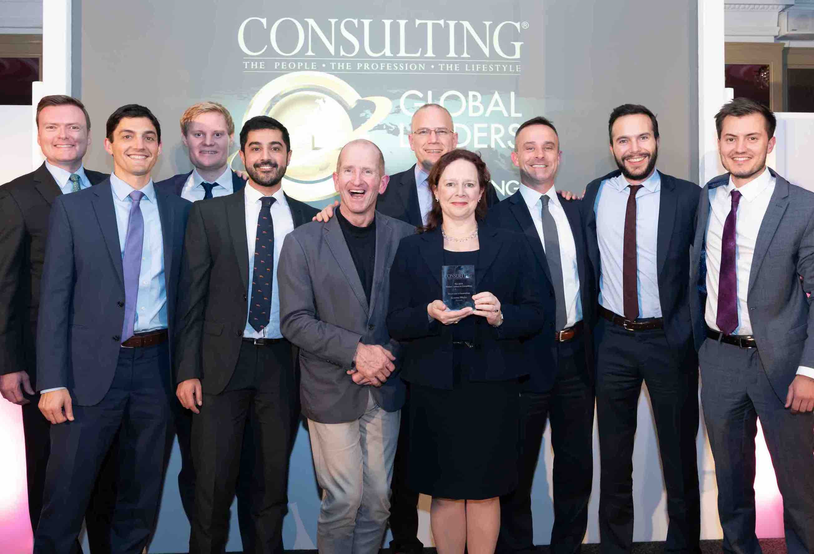 Gala Photos! The 2019 Global Leaders in Consulting