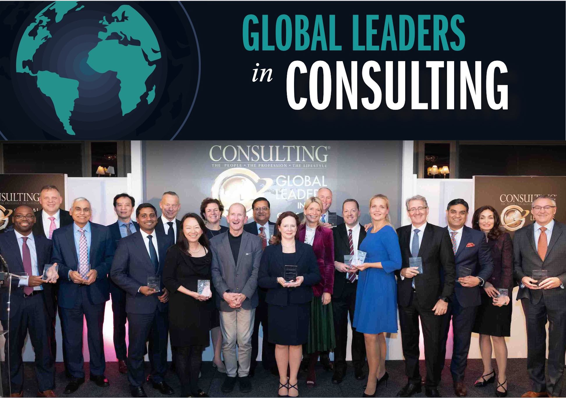 The 2019 Global Leaders in Consulting