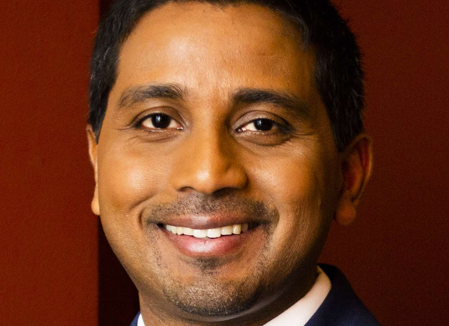 The 2019 Global Leaders in Consulting: Nigel Vaz
