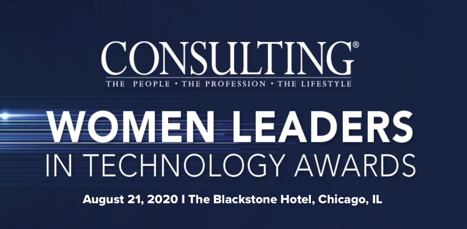 Consulting Magazine Reveals First-Ever Women Leaders in Technology
