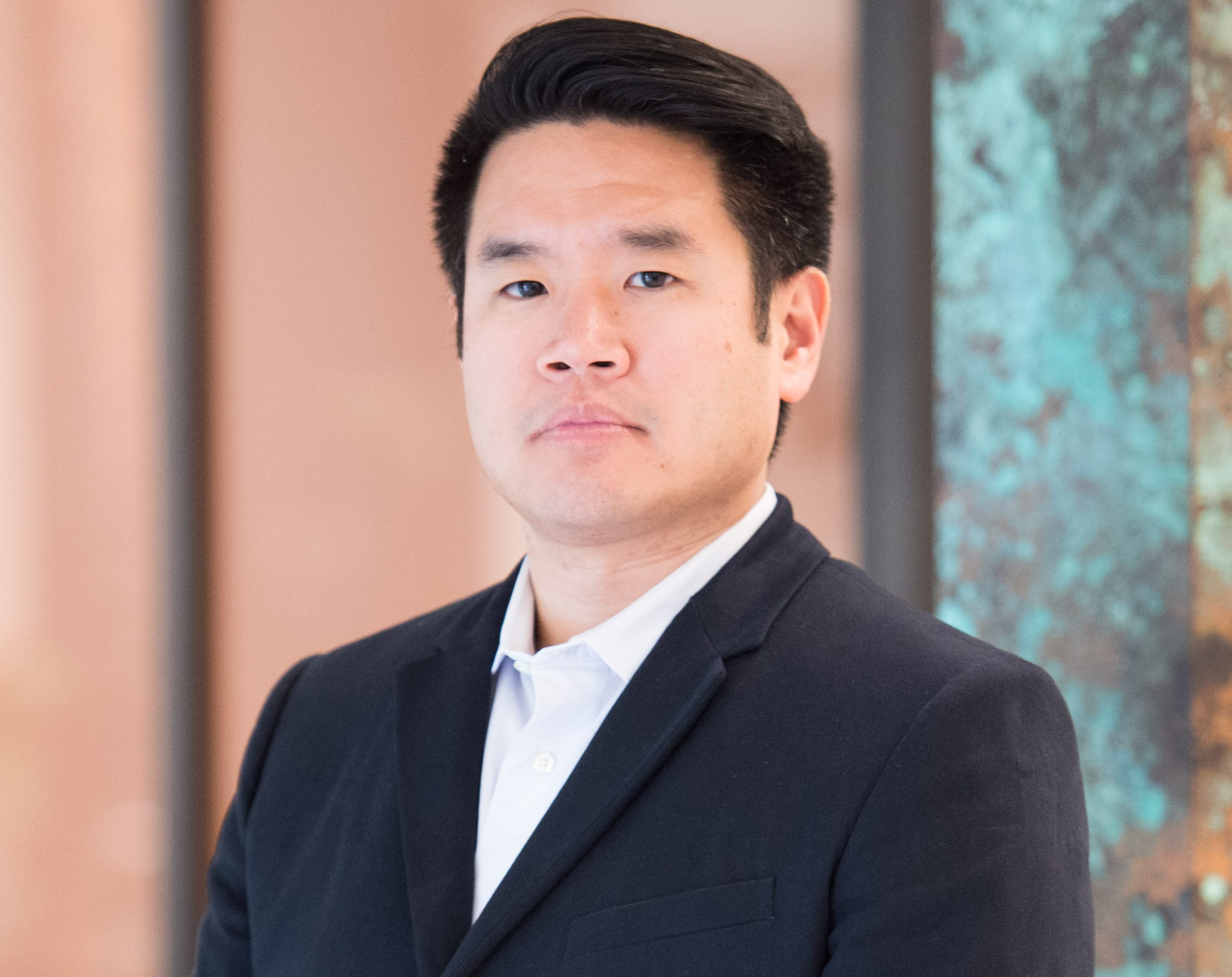 The 2021 Global Leaders in Consulting: Ian Tzeng