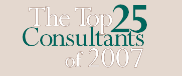 "<a href=""http://www.consultingmag-digital.com/consultingmag/20070708#pg12"">Top 25 Consultants 2007</a>"