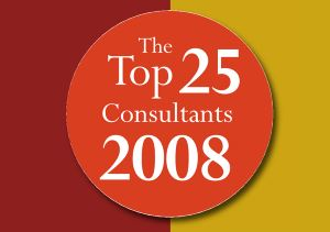 The Top 25 Consultants of 2008: An Overview