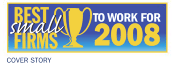 The 2008 Best Small Firms to Work For: An Overview