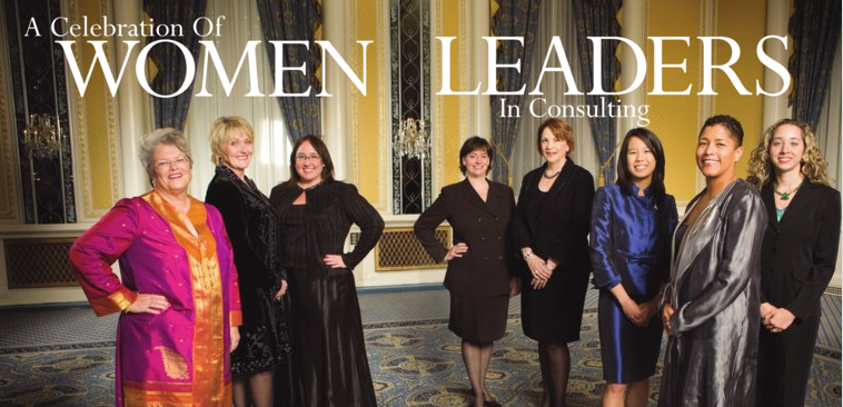 A Celebration of Women Leaders in Consulting