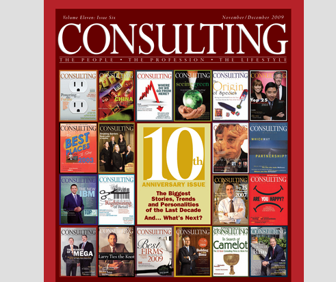 10th Anniversary: The Top 25 Consultants