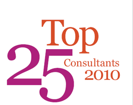 The Top 25 Consultants, 2010
