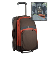 Road Warrior: Rolling Luggage