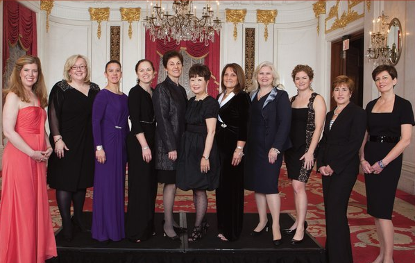 A Celebration of the 2012 Women Leaders in Consulting