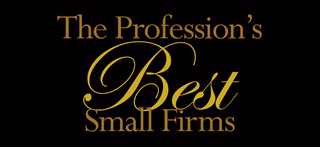 The Profession's Best Small Firms