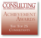 The Top 25 Consultants 2013: Gala Awards Dinnner Coverage