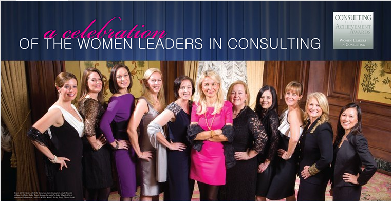 The 2013 Women Leaders in Consulting