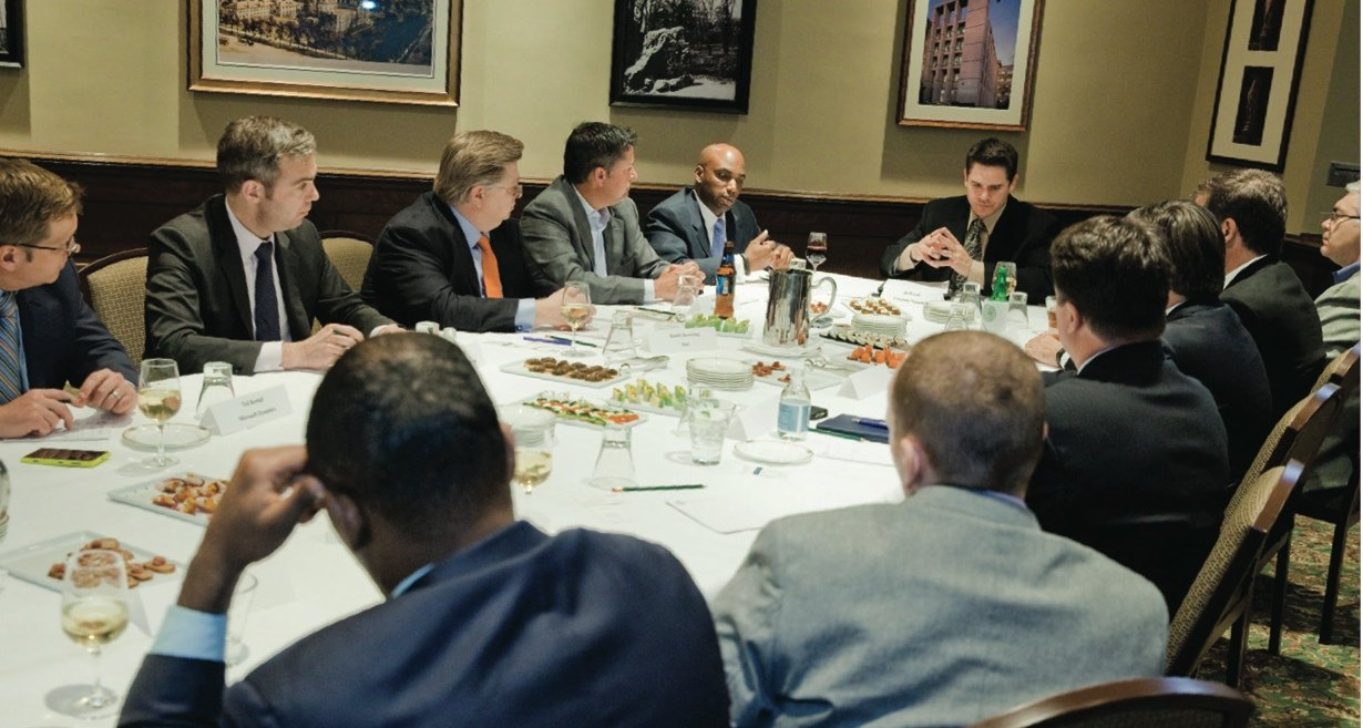 Executive Roundtable: The New Normal