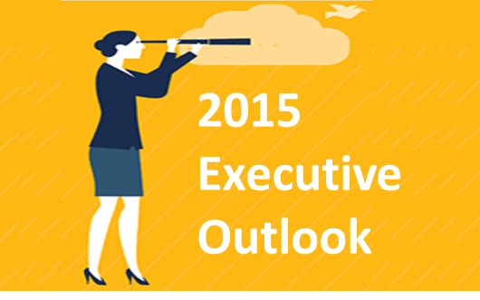 The 2015 Executive Outlook: Full Speed Ahead