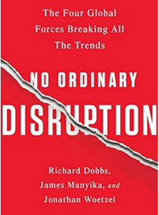 "Review: McKinsey's ""No Ordinary Disruption"""