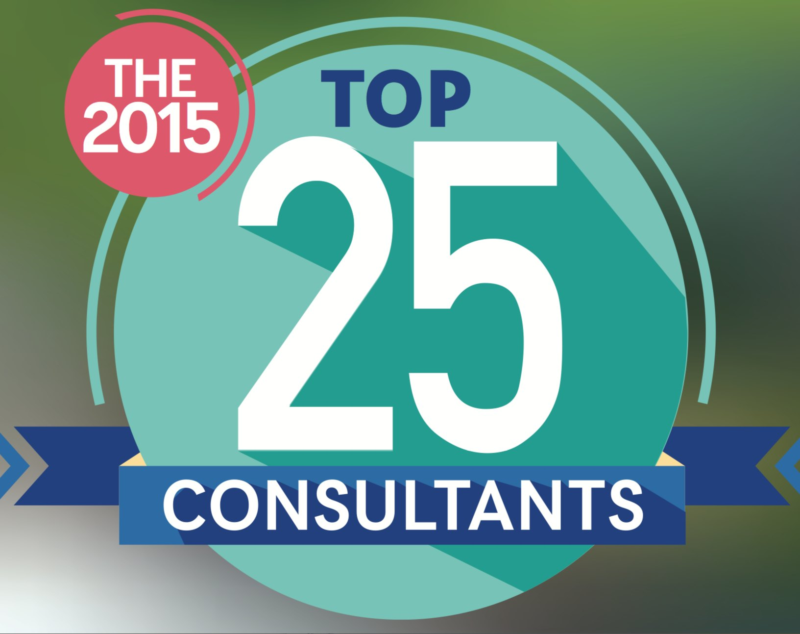The Top 25 Consultants 2015