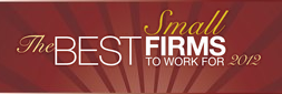<a href=&quot;http://www.consultingmag-digital.com/consultingmag/201208#pg36&quot;>The 2012 Best Small Firms To Work For</a>