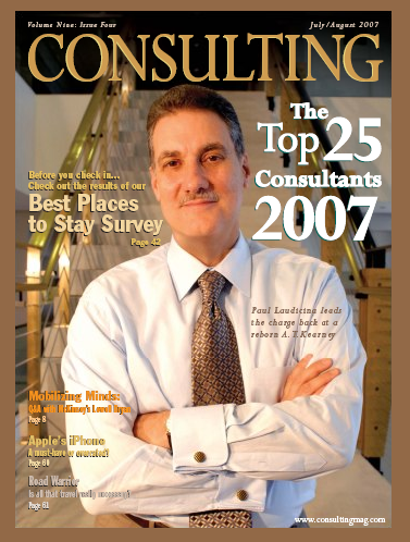 July/August 2007 Issue